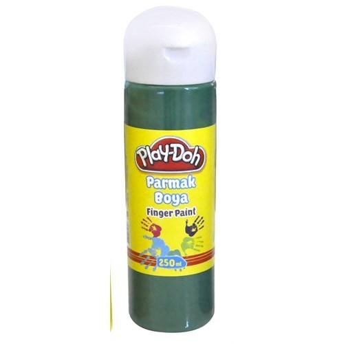 Play-Doh 250 Ml Parmak Boyası(Tüp)Yeşil Play-Pr007