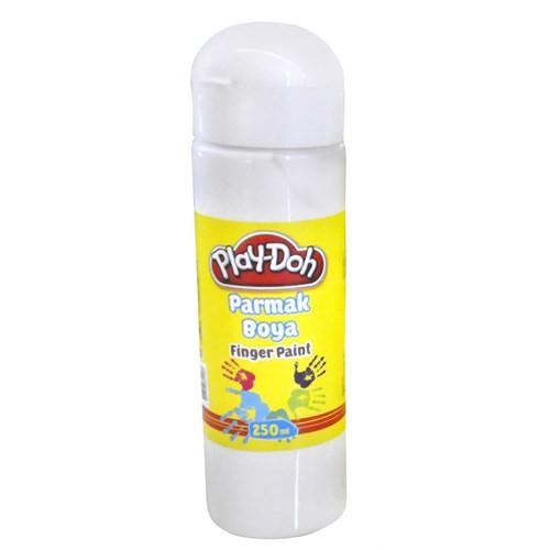 Play-Doh 250 Ml Parmak Boyası(Tüp)Beyaz Play-Pr008