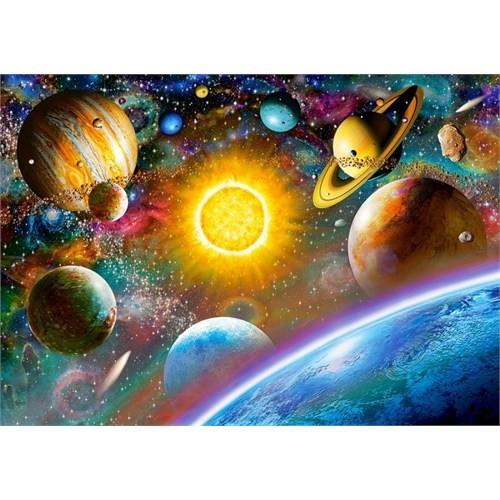 Castorland 500 Parça Uzay Puzzle