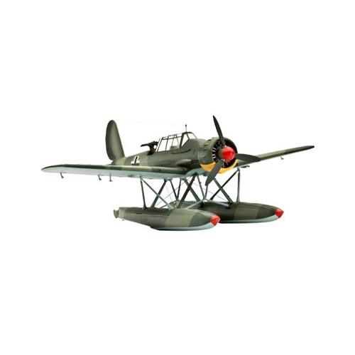 Revell 1:72 Ölçekli Uçak Maketi Arado 196 A-3 Seaplane