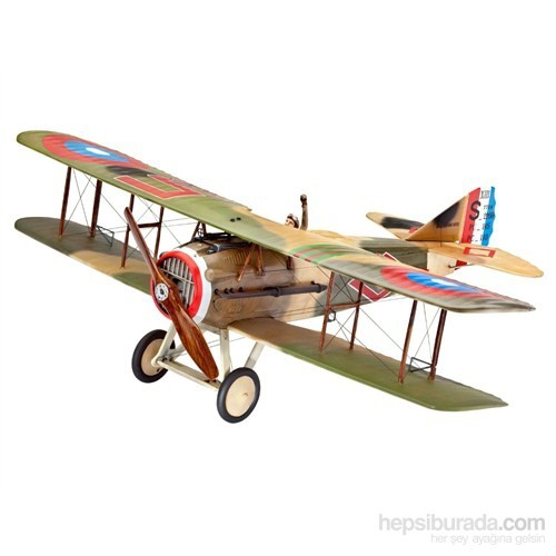 Revell 04730 Spad Xııı Ww1 Fighter 1:28 Ölçekli Uçak Maketi