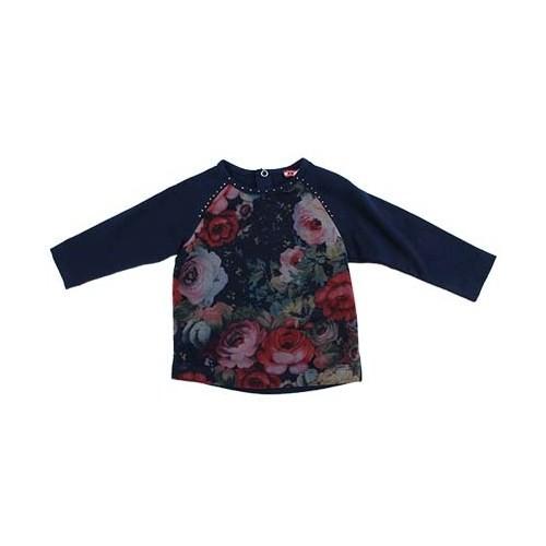Zeyland Kız Çocuk Lacivert Bluz K-52Z2gzf63