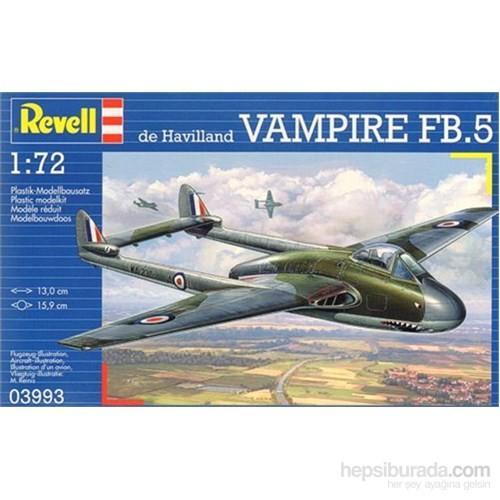 Revell De Havilland Vampire FB.5