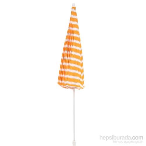 Belde Şemsiye - F 200 Akrilik - Sarı Beyaz