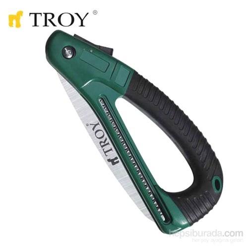 Troy 41104 Budama Testeresi - Kabzalı (150Mm)