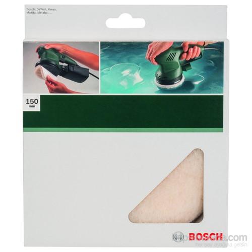 Bosch - Eksantirik Zımpara Kuzu Yünü Parlatıcı, 150 Mm