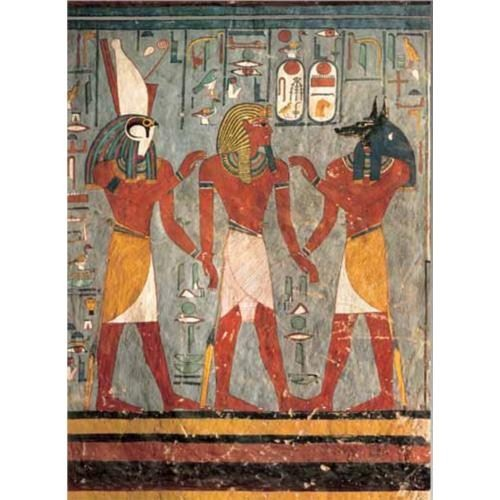 Ricordi Puzzle Ramses 1 With Gods Of The Underworld (1500 Parça)