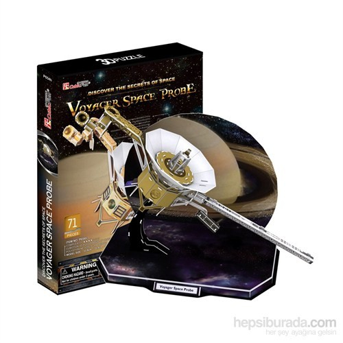 Pal Voyager Space Probe