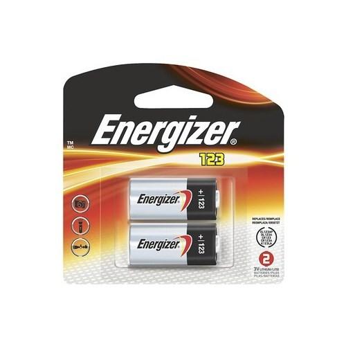 Energizer 123 lithium Pil