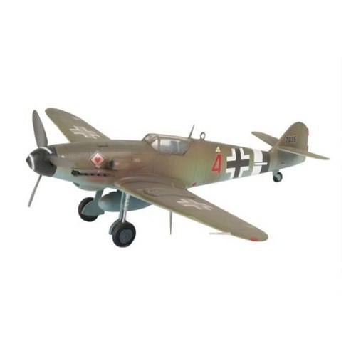 Revell Model Set Uçak Messerschmıtt Bf-109 / 64160