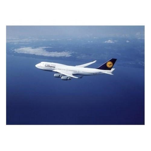 Revell Uçak Boeıng 747 'Lufthansa' / 6641