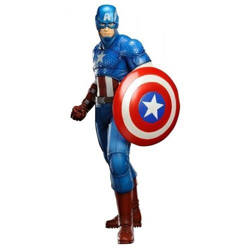 Kotobukiya Marvel Comics Captain America Artfx Statue
