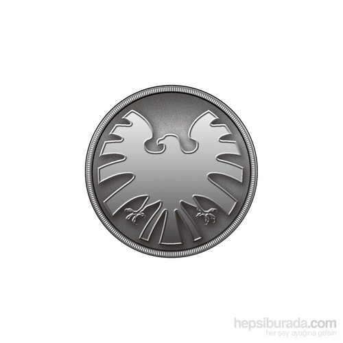 Avengers Shield Logo Pin