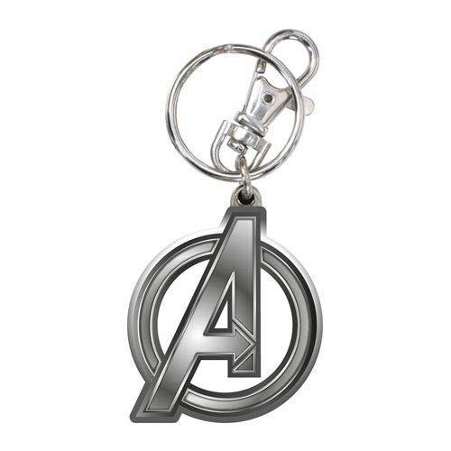 Avengers Logo Anahtarlık