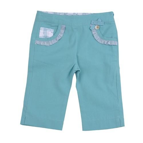 Zeyland Kız Çocuk Yesil Pantolon K-41M202zyl03