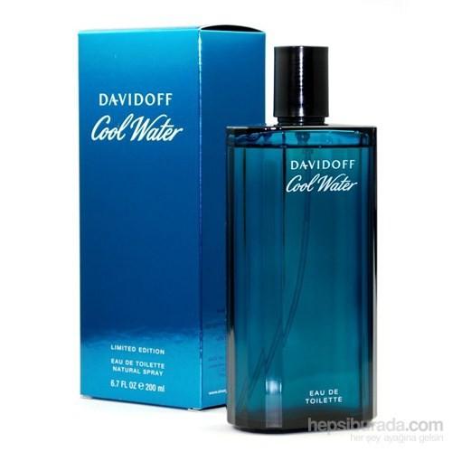 Davidoff Cool Water Edt 200 Ml Erkek Parfüm