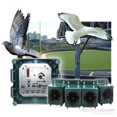 Bird-X Peller Pro Sonik Kuş Kovucu 25.000 M2 Etkili