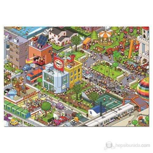Educa 500 Parça Puzzle All Downtown