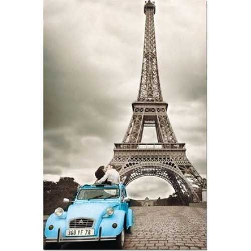 Educa Puzzle Minyatür Puzzle Eiffel Tower, Paris (1000 Parça)
