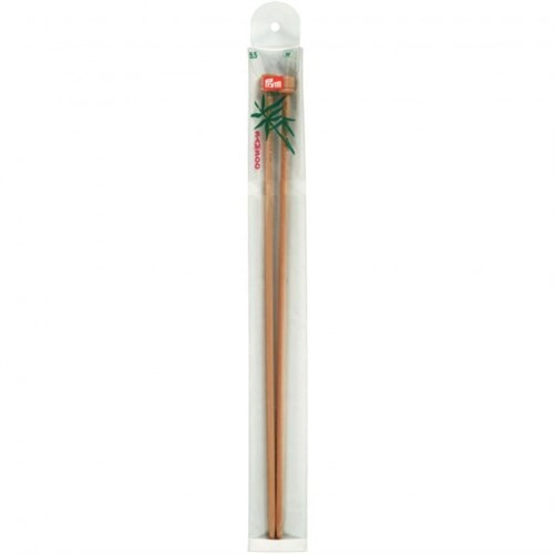 Prym 5,5 Mm 33 Cm Bambu Örgü Şişi - 221118