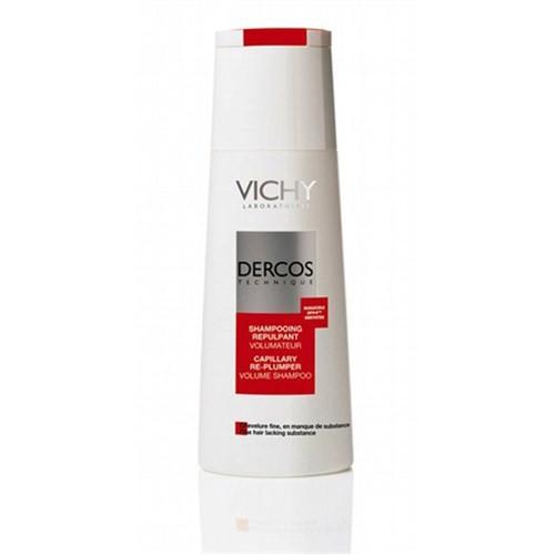 Vichy Dercos Energisant Shampooing - Enerji Veren Destek Şampuan 200Ml