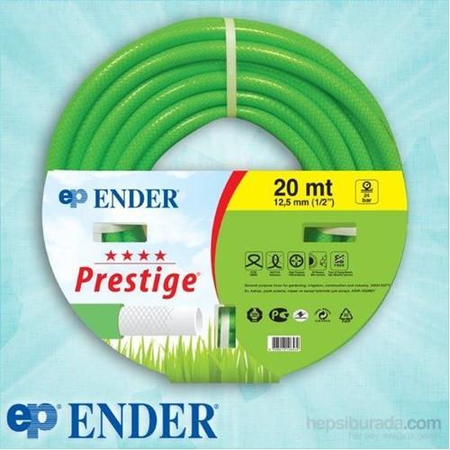 Prestige Örgülü Hortum 1/2 Yeşil 20Mt