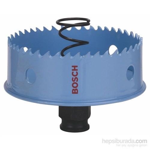 """Bosch - Saç Metal İçin Delik Açma Testeresi (Panç) - 79 Mm, 3 1/8"""""""