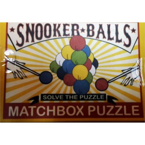 Professor Puzzle Snooker Balıs