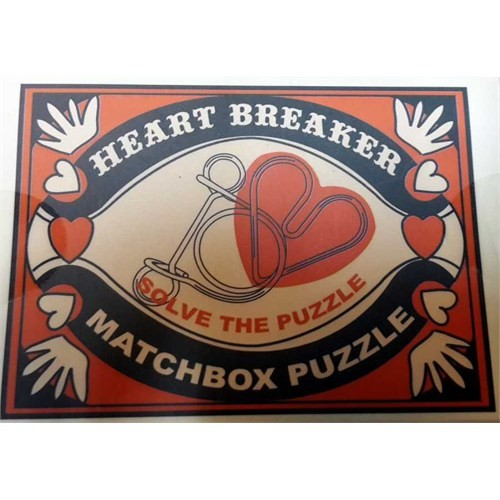 Professor Puzzle Heart Breaker