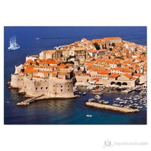 Educa 500 Parça Dubrovnik, Croatia