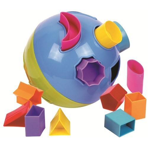 Todizoo Eğitici Şekilli Top
