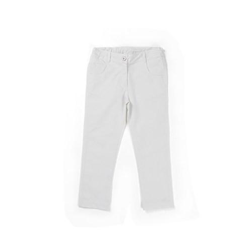 Zeyland Kız Çocuk Beyaz Pantolon - K-61KL5201