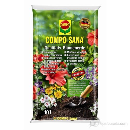 Compo Çiçekli Bitkiler İçin Saksı Toprağı 10 Lt