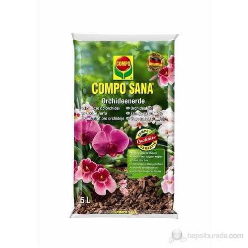 Compo Orkide Toprağı 5 Lt