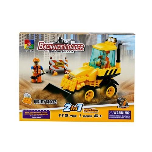 İnşaat Buldozer Lego Seti