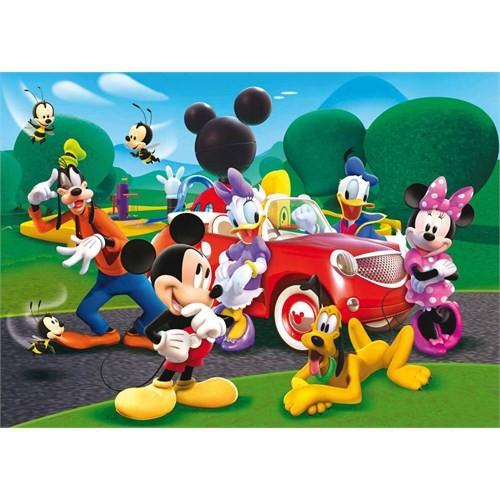 Clementoni Puzzle Ride with New Car (250 Parça)