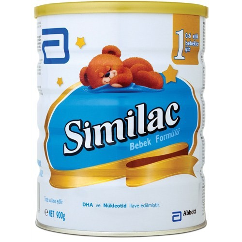Similac 1 Bebek Sütü 900 gr