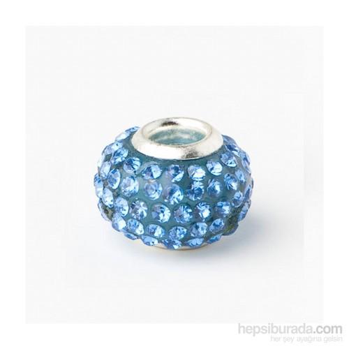 Angemiel Kristal Mavi Charm İle Kendi Tarzını Yarat
