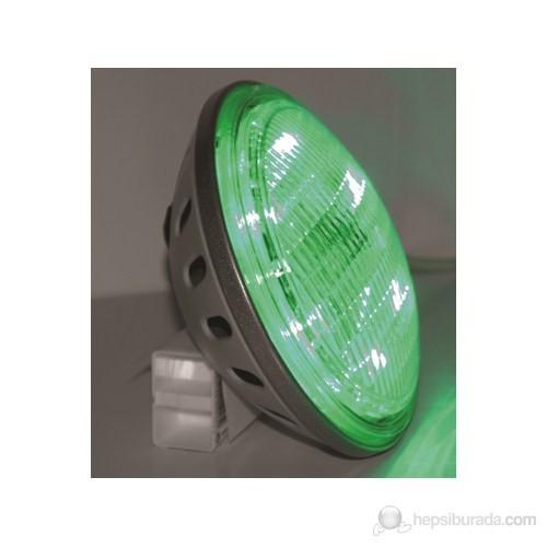 Waterfun Ampul Par56 Powerled Yeşil Ac 15W /12V