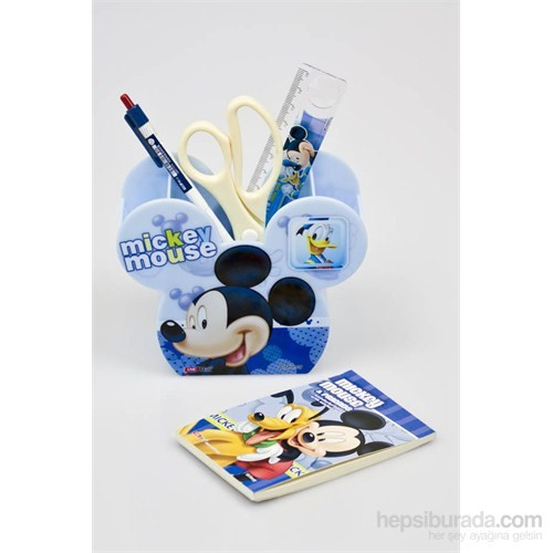 Dolphin Dm-0005-5 Minnie Mouse Kırtasiye Seti