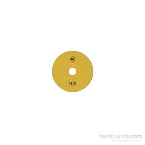 Bosch - Elmas Polisaj Diski - 10'Lu Paket -, 100 Kum - 100 Mm