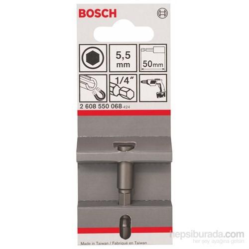 Bosch - Lokma Anahtarı - 50 X 5,5 Mm, M 3