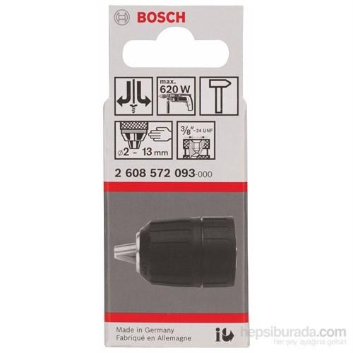 "Bosch - Anahtarsız Uç Takma Mandreni 13 Mm'Ye Kadar - 1,5 – 13 Mm, 3/8"" - 24"