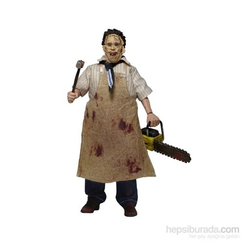 Texas Chainsaw Massacre: Leatherface Clothed Figure