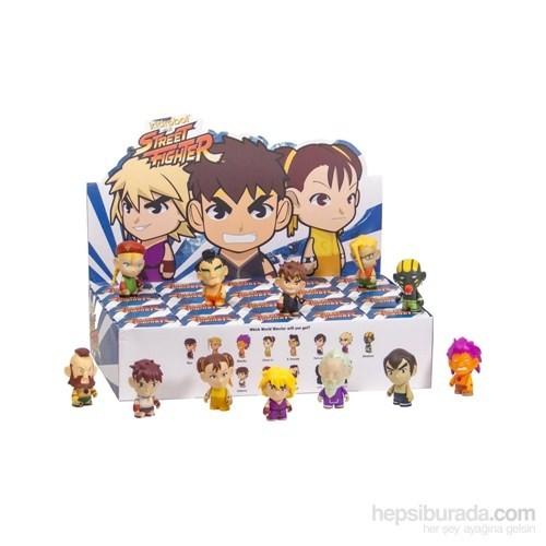 Street Fighter Mini Koleksiyon Figürleri 2. Seri