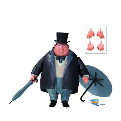 Dc Collectibles Batman Animated Series: Penguin Action Figure