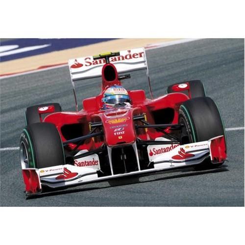 Clementoni Puzzle Flame Red, Ferrari (500 Parça)