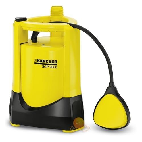 Karcher Scp 9000 Temiz Su Drenaj Pompası