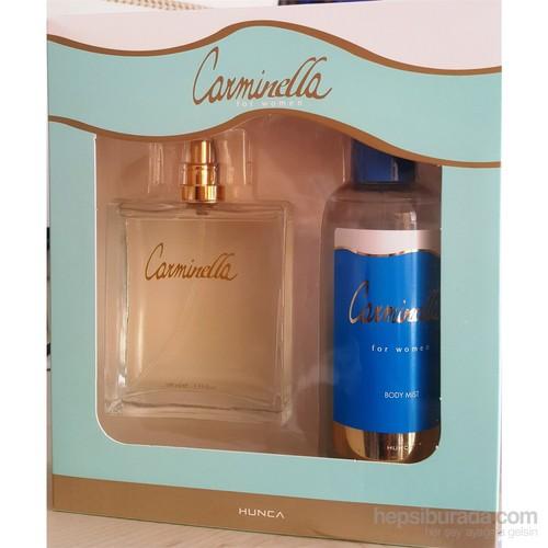 Carmina For Women Edt+Body Mist