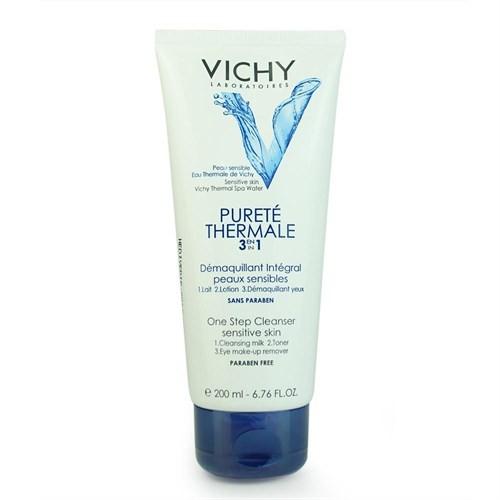 Vichy Purete Thermale 3 Ü 1 Arada Süt 200Ml Cilt V